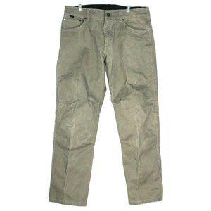 Kuhl Mens Ryder Khaki Pants Size 34 x 30